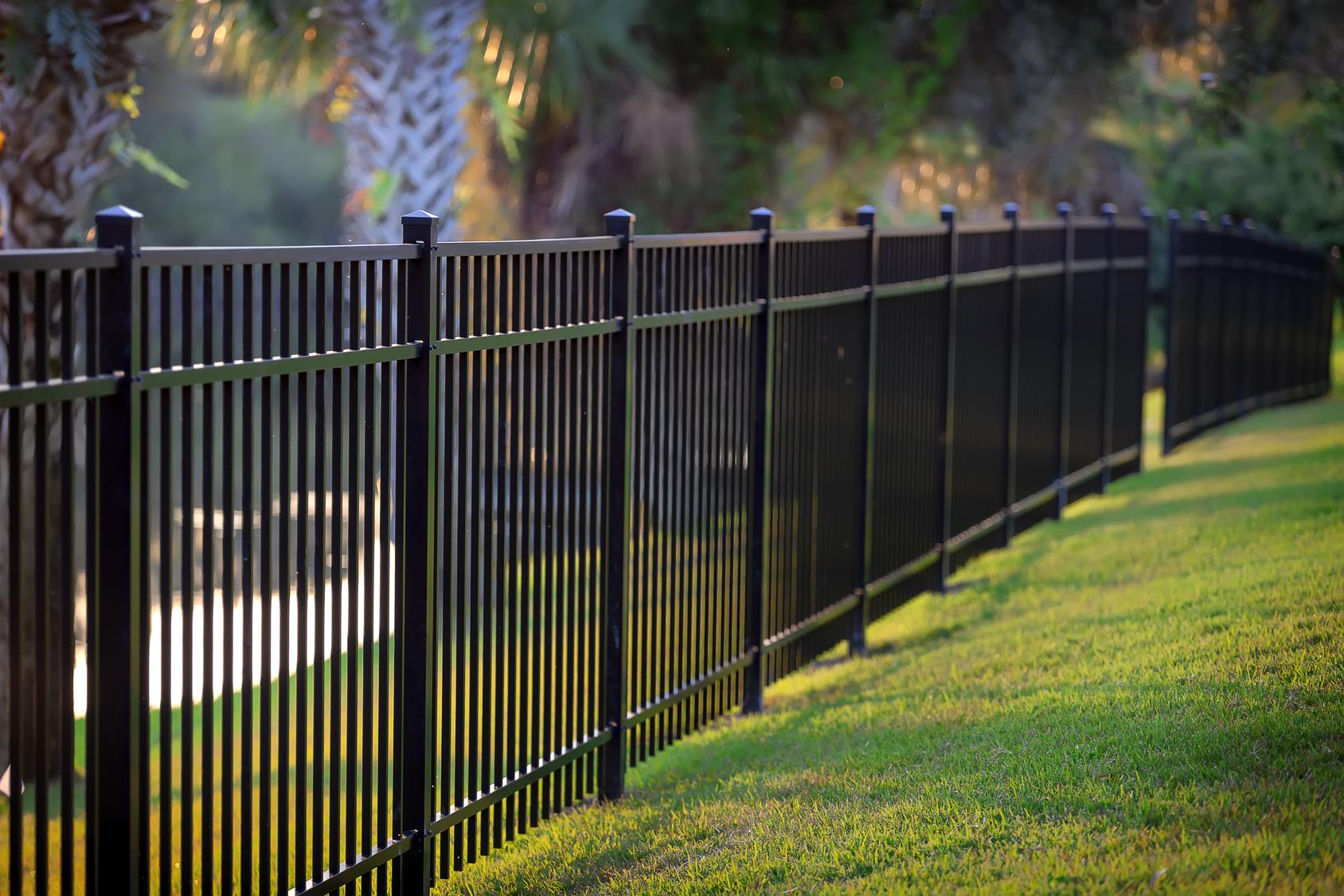 Comment Cloturer Son Jardin comment choisir sa clôture de jardin ?